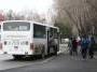 В Усть-Каменогорске водители автобусов не выходят на маршруты из-за ОПМ