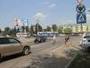 В Усть-Каменогорске новая «зебра» в районе площади Ушанова представляет опасность