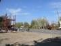 В Усть-Каменогорске начали строить новую надземку