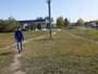 Жители Усть-Каменогорска отмечают бесполезность надземного пешеходного перехода