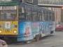 В Усть-Каменогорске трамвай «сбился с пути»