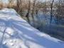 В Усть-Каменогорске в районе дачного массива может затопить дорогу