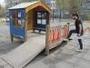 В Усть-Каменогорске детские игровые площадки приходят в упадок