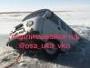 В Восточном Казахстане два автомобиля провалились под лёд